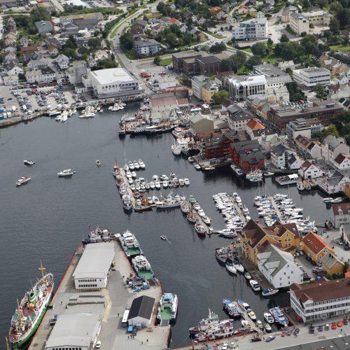 Florø sentrum - Dag Frøyen (1)